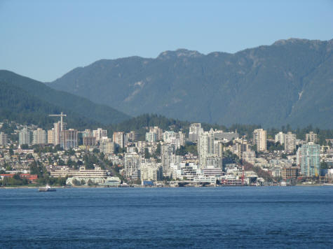 Hotels in North Vancouver, British Columbia