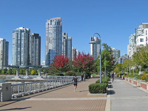 Hotels in Vancouver Canada and Region