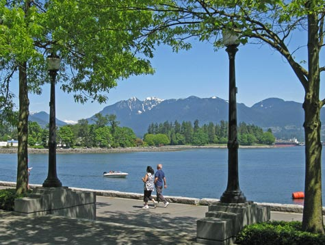 Parks and Beaches in Vancouver Canada